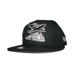 NEW ERA FITTED CAP - PLANES AND TRAINS